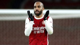 Arsenal prepared to listen to offers for Lacazette - at knockdown price