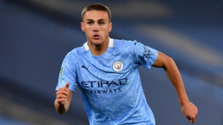 ​DONE DEAL: Man City allow defender Taylor Harwood-Bellis Blackburn loan