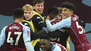 Smith hails impact of Aston Villa academy talent this season