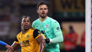 Crystal Palace manager Hodgson warns Butland: Guaita still my No1