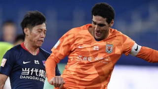 Shandong Luneng attacker Fellaini: Antwerp return?