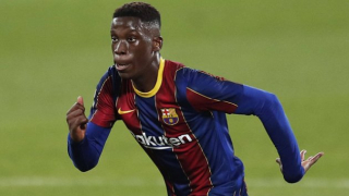 Ilaix Moriba back with Barcelona B after debut in Copa win