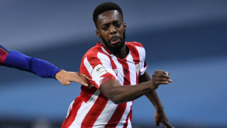 Athletic Bilbao striker Inaki Williams reaches amazing number of consecutive LaLiga appearances