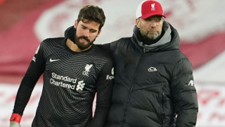 Liverpool fullback Robertson laughs off rumoured scrap with Alisson: Do I look like a boxer?