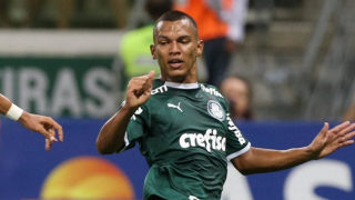 Palmeiras whiz Gabriel Veron: I want to follow in footsteps on Man City star Gabriel Jesus