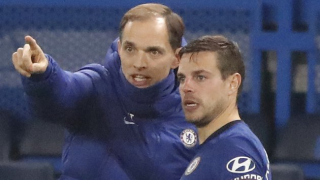 ​New Chelsea boss Tuchel pleased with squad attitude