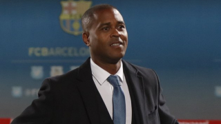 Patrick Kluivert set to be replaced as Barcelona academy chief