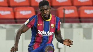Zenit in contact with Barcelona defender Samuel Umtiti