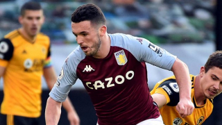 Aston Villa midfielder McGinn frustrated after Crystal Palace defeat