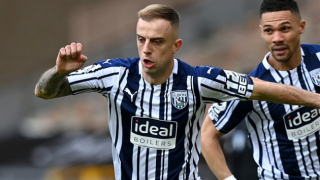 West Brom winger Kamil Grosicki a target for Legia Warsaw