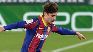 Barcelona winger Trincao proud being matchwinner