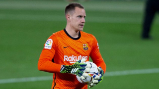 Barcelona goalkeeper Ter Stegen: Copa final a 50-50 game