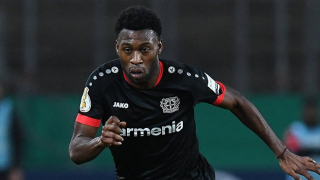 Bayer Leverkusen confirm serious knee injury for ex-Man Utd fullback Fosu-Mensah
