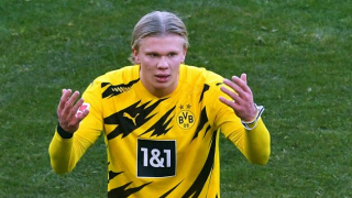 Raiola: Only four clubs in England can afford Borussia Dortmund star Haaland