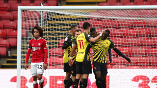 Watford get back striker King for Everton clash