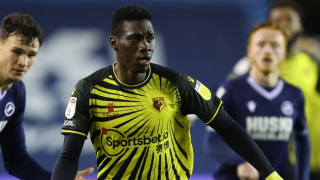 Man Utd willing to go for Watford attacker Sarr over Sancho