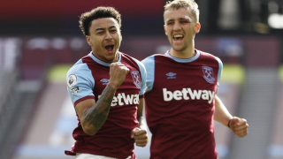 Watch: Solskjaer happy for Lingard at West Ham 'but he's Man Utd through and through'