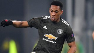 Man Utd boss Solskjaer: Martial determined to play again this season