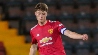 Man Utd add Will Fish to Europa League squad