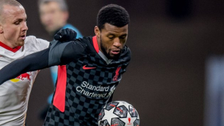 Liverpool chiefs not shutting door on Gini Wijnaldum staying