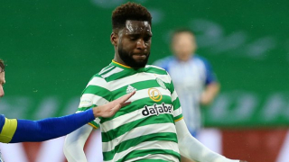 ​Celtic striker Edouard questions where he'd fit at Liverpool