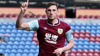 Burnley striker Wood sets himself personal goals target
