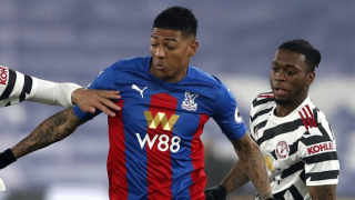 Crystal Palace fullback Van Aanholt fields pre-contract offer from Galatasaray