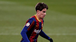 Club Brugge closing on deal for Barcelona attacker Alex Collado