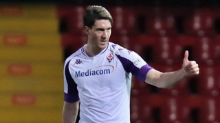 Liverpool, AC Milan initiate talks with agent of Fiorentina striker Vlahovic