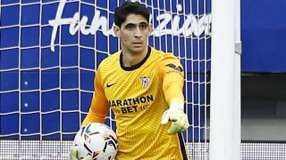 Sevilla goalkeeper Bono: I didn't know how to celebrate my goal