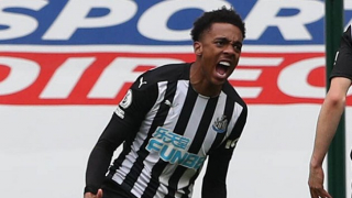 Willock: This Newcastle can win games we need to stay up