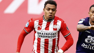 Liverpool favourites ahead of AC Milan for PSV striker Donyell Malen