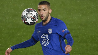 Ziyech admits Chelsea enjoy 'playing against strong teams' after Man City victory