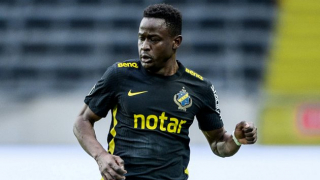 Agent admits AIK want to sell Otieno as Man City, Leicester circle
