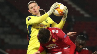Man Utd's 10-year No1: How De Gea made it so easy for Henderson & Solskjaer