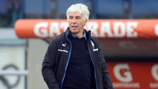 Atalanta coach Gasperini plays down Tottenham move talk