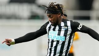 Incoming Roma coach Mourinho targets Newcastle dazzler Saint-Maximin