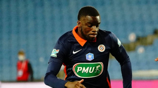 Agent: Montpellier striker Mavididi like ex-Arsenal teammate Aubameyang - but superior in one way