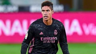Real Madrid tell Man Utd to get serious about Raphael Varane; price set