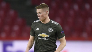 Man Utd midfielder McTominay: Solskjaer means a lot to me; McKenna and Carrick incredible