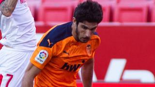 Wolves plan swap bid for Valencia striker Goncalo Guedes