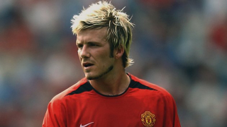 Watch: Lampard, Neville tribute as Man Utd icon Beckham inducted into Prem HoF