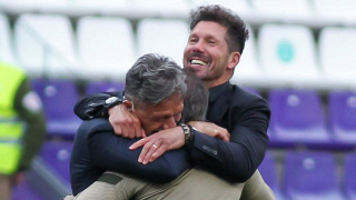 Simeone delighted with manner of Atletico Madrid win against Elche
