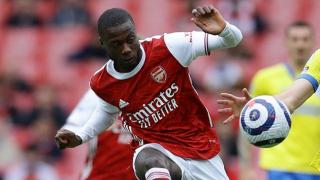 Arsenal midfielder Lokonga: I'm excited to play with Pepe