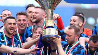 Race for the Scudetto - Team of the Year: Inter Milan & AC Milan dominate our selection