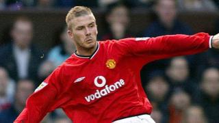 Man Utd legend Beckham still gets 'goosebumps' over England goal against Greece