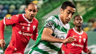 Arsenal chief Edu maintains watching brief for Sporting CP winger Tiago Tomas