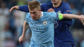 Watch: Man City ace De Bruyne on PFA Player of Year 'crazy to be with Ronaldo, Henry'