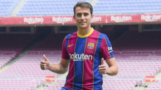 Garcia talks up ex-Man City defender Laporte for Barcelona move