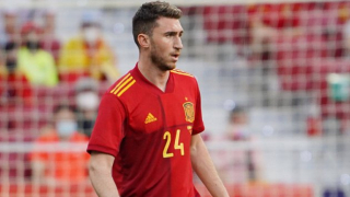 Watch: Behind the scenes with Man City defender Laporte at Euros 'I'm like a kid'